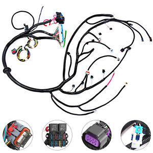 Details about 03-07 Vortec PSI Standalone Wire Harness W/4L60E DBW on