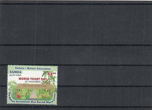 273230/AUSTRALIA ** MNH Samoa World Toilet Day