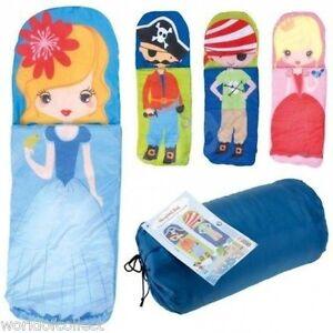 Suesser-Kinder-Schlafsack-Mumienschlafsack-150cm-Kids-Innenschlafsack-Winter-amp-Som