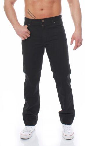 Herren Hose Wrangler Neu Durevole Regolare Jeans As e Texas Bootcut Vestibilità CB7Cwq