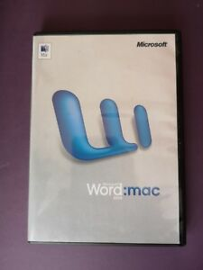 MICROSOFT-WORD-MAC-2004-UPGRADE-OFFICE-SOFTWARE-BOXED-RETAIL-WITH-PRODUCT-KEY
