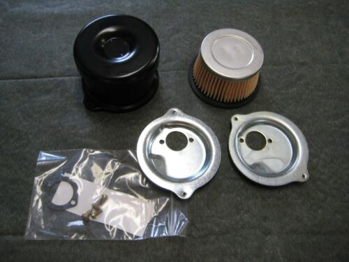 Tecumseh Engine 730164 Air Cleaner Housing Body Assembly genuine w// offset plate