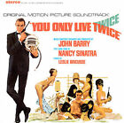 You Only Live Twice [Original Motion Picture Soundtrack] by John Barry (Conductor/Composer) (CD, Jan-1999, Capitol/EMI Records)
