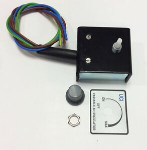 OFF POWER SWITCH 16A FOR GANTRY UNIT DIMMER SWITCH VOLTAGE REGULATOR ON