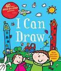 I Can Draw: With 40 Easy Step-By-Step Pictures by Kingfisher Books (Paperback / softback, 2016)