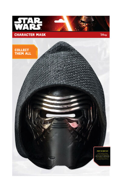 Kylo Ren Star Wars Official Face Mask