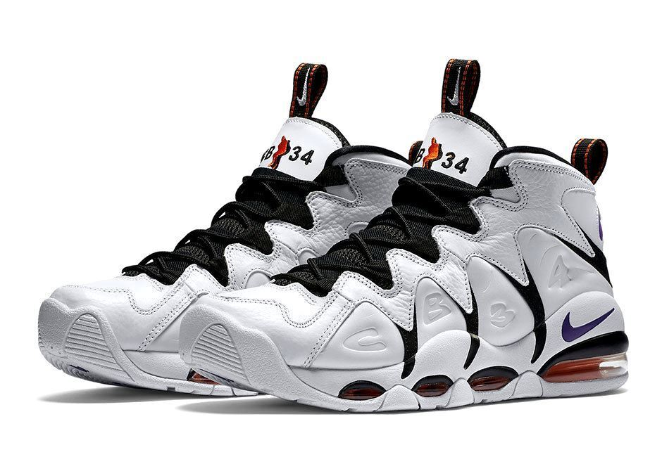 0a62bfa9572add Nike Air Max Max Max CB34 Barkley White Black Basketball Shoes Kicks 9 12  14 Mens