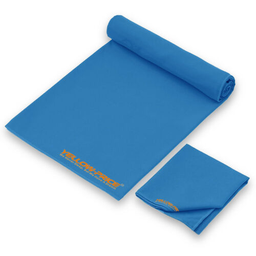 Quick Drying-EXTRA LARGE Super Absorbent Microfibre Towel Compact Lightweight