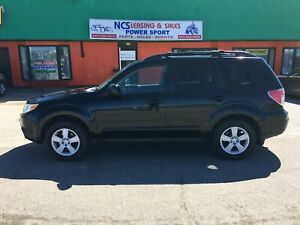2010 Subaru Forester XS PZEV Outdoor