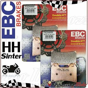 DUCATI 796 HYPERMOTARD 2012-2013 /> SINTERED FRONT BRAKE PADS *GOLDFREN* 2 pair