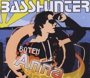 Basshunter messager Anna (2006) [Maxi-CD]
