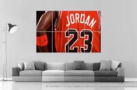 Michael Jordan Poster Grand Format A0 Large Print