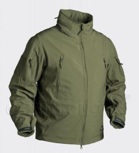 HELIKON TEX pistolero Softshell Shark Soft Shell Veste Outdoor Jacket Olive