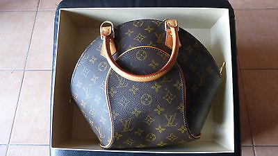 Original Louis Vuitton Tasche Henkeltasche Modell Ellipse (ähnlich Alma) TOP