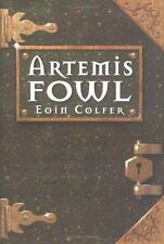 Artemis Fowl: Artemis Fowl Set by Eoin Colfer (2001, Hardcover)