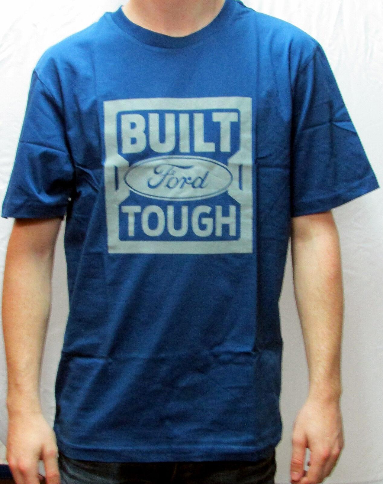 2a0b2ba8 Ford T-Shirt Tough Size S Built ocnoxn3820-T-Shirts - www ...