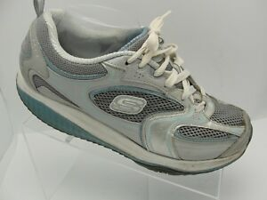 SKECHERS-SHAPE-UPS-Womens-Size-US-9-Toning-Walking-Athletic-Shoes-Sneakers-S105