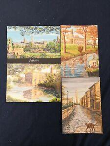 Le Meilleur David Starley Art Cartes Postales. Lot De 4 Random-afficher Le Titre D'origine