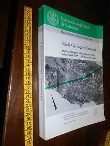 LIBRO-Studi-geologici-camerti-Vol-speciale-1991-2-Ed-Universita-di-Camerino