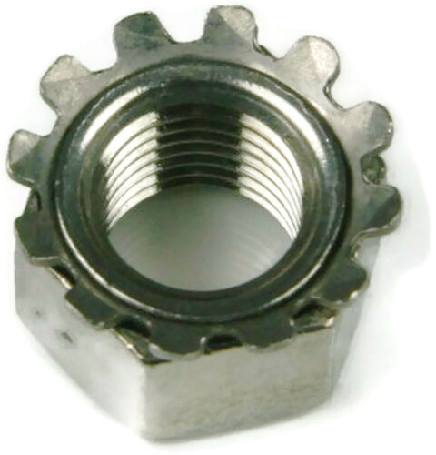 Qty 250 Stainless Steel Keps K Lock Nut UNC 1//4-20