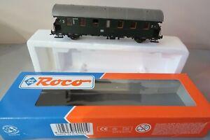 Klasse der DB unbespielt in OVP Roco H0 44201 Personenwagen Donnerbüchse 2