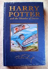 HARRY POTTER and the CHAMBER of SECRETS UK DELUXE EDITION. Brand New. Sealed!