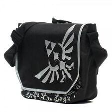 Legend Of Zelda Nintendo Game Triforce Symbol Logo Link Shoulder Messenger Bag
