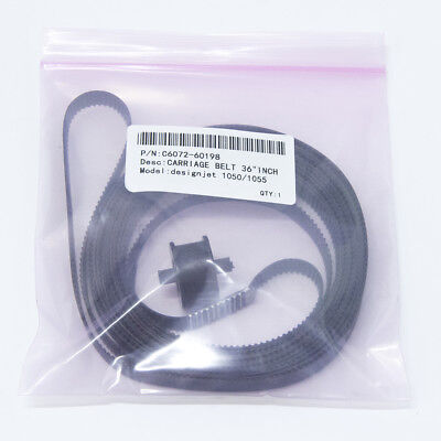 C6072-60198 Carriage Drive Belt with Pulley for HP Designjet 1050C 1055CM