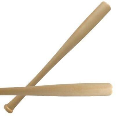 Outdoor Sports Fun Wooden Baseball Bat 62cm 1 Pack