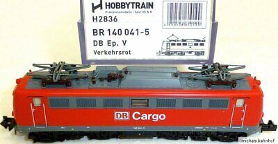 Br 140 041 5 Ellok Db Cargo Db Epv Hobbytrain H2836 N 1:160 Ovp Hq2 µ-mostra Il Titolo Originale Elegante Nello Stile
