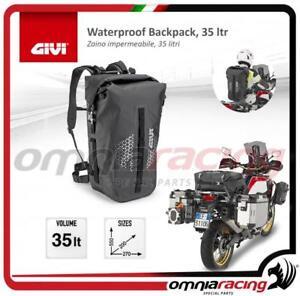 Givi Waterproof Backpack 35L WP403 TW03