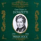 Great Singers in Donizetti 0710357789229 CD