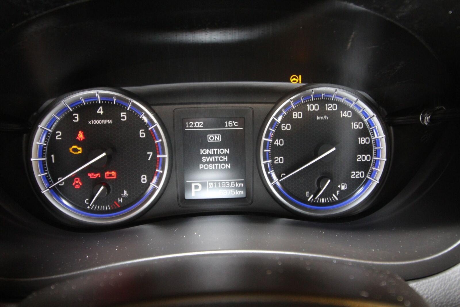 Suzuki S-Cross 1,4 Boosterjet Active aut.