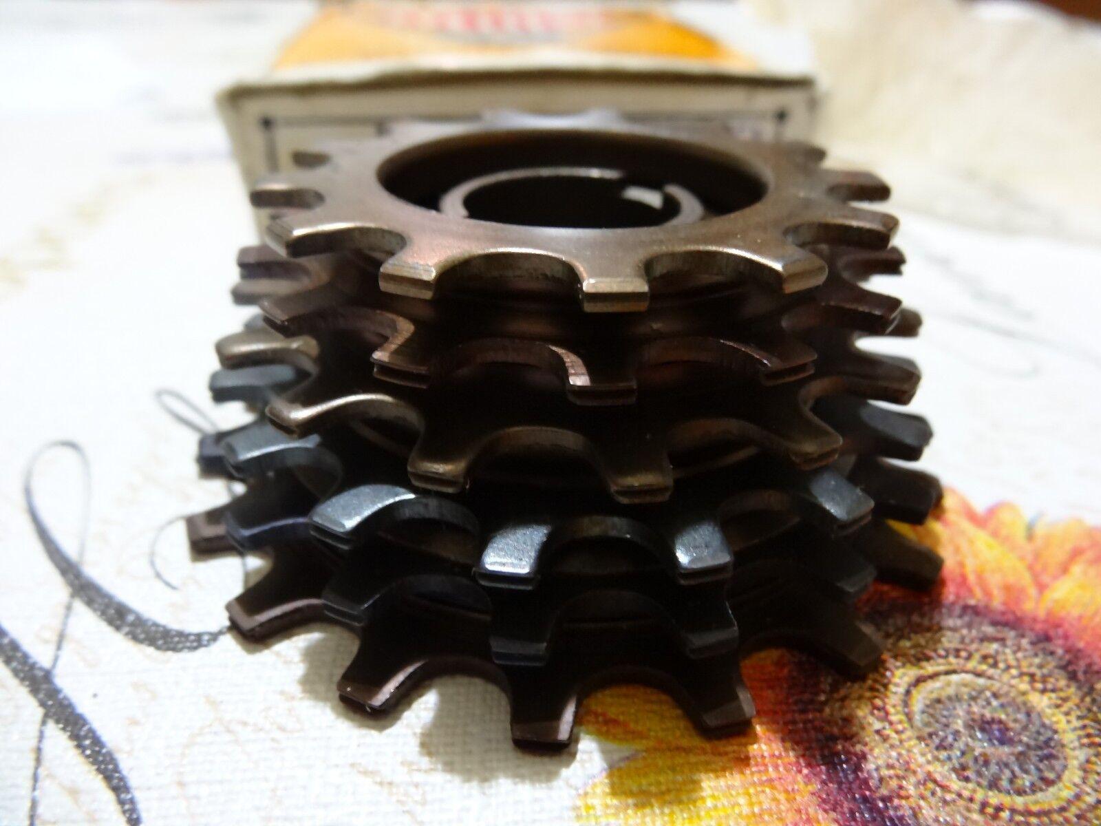 NIB  Everest G.Caimi freewheel,cassette 6  speed 13 18 Eroica  online fashion shopping