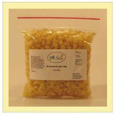 (2,79/100g) Bienenwachspastillen Chips gelb pharmazeutische Q. 100 g