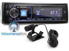 ALPINE CDE-HD149BT CD MP3 USB AUX BLUETOOTH EQUALIZER 200W AMPLIFIER HD RADIO
