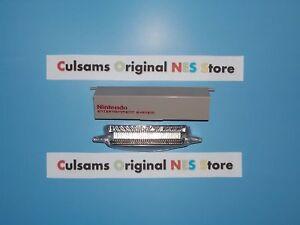 NEW-NINTENDO-NES-72-PIN-CONNECTOR-WITH-DOOR-REPLACEMENT-REPAIR-PART