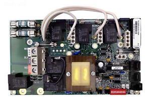 Balboa Hot Tub Control SUV Digital Replacement Circuit Board 52532 on