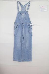 S1165 Gebruikt Stone kabeljauw Vintage Levis Levi's Jeans Wash Denim Tuinbroek BxHpqEwI