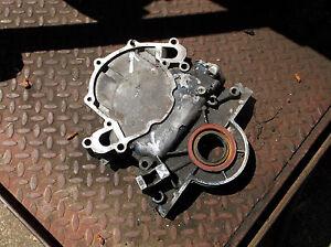 1983 1984 Ford Timing Chain Cover 302 351W E3AE-6059-CA Odd Timing