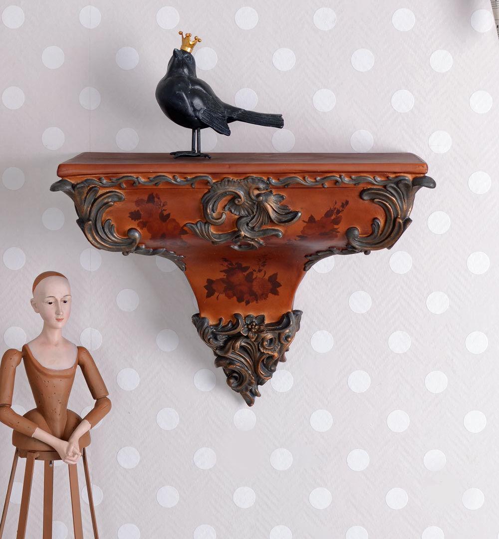 Console a parete console in stile barocco console rococò decorazione scaffale