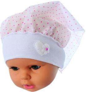 Temperamentvoll Baby Kopftuch Ab0m Neugeborene Bis3j Kopfbedeckung Mütze Stirnband Schleife N3 Kleidung, Schuhe & Accessoires Accessoires