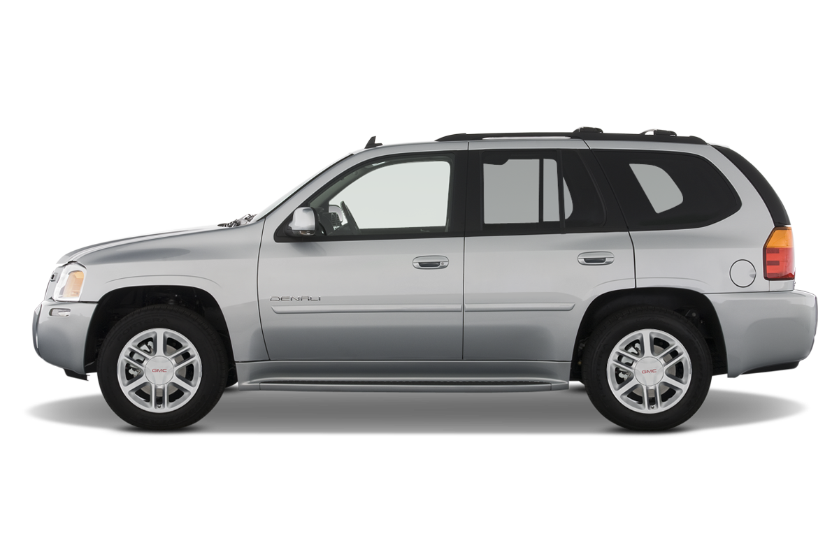 GMC Envoy side view