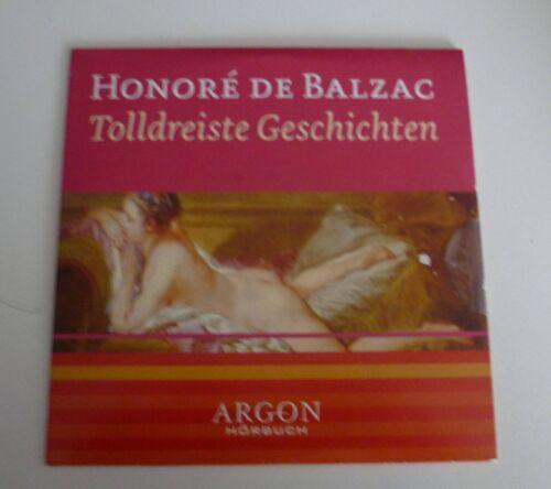 1 von 1 - Honoré de Balzac: Tolldreiste Geschichten. Neuwertiger Zustand!