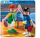 PLAYMOBIL 5197 Two Table Tennis Players