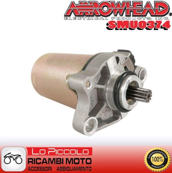 100% Waar Smu0374 Motorino Avviamento Arrowhead Aprilia Scarabeo 50 4t 4v Net 2012 2013