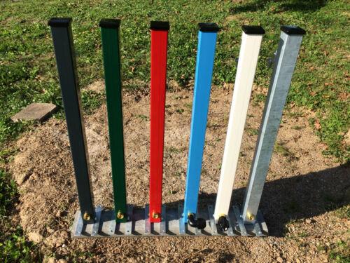 in 10 verschiedenen RAL-Farbtönen farbig Zentara Wasserpfosten//Wasserzapfsäule