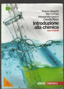 Introduzione alla chimica. Con e-book. Con espansione online  Accettabile -3640