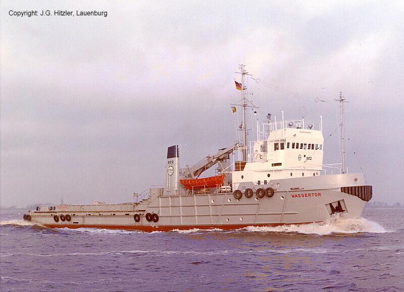 MCA del casco para la libre de la una réplica osa 602 wassertor offshore proveedor 1 50
