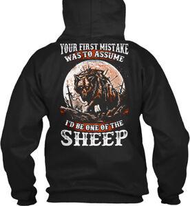 On-trend-Vikings-Your-First-Mistake-Was-To-Assume-Gildan-Hoodie-Sweatshirt